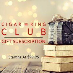 Cigar King Club Gift Subscription