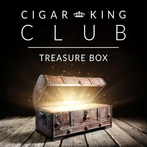 Cigar King Club Treasure Box